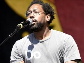 PJ Morton with Kendra Foster