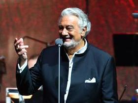 Placido Domingo - San Antonio