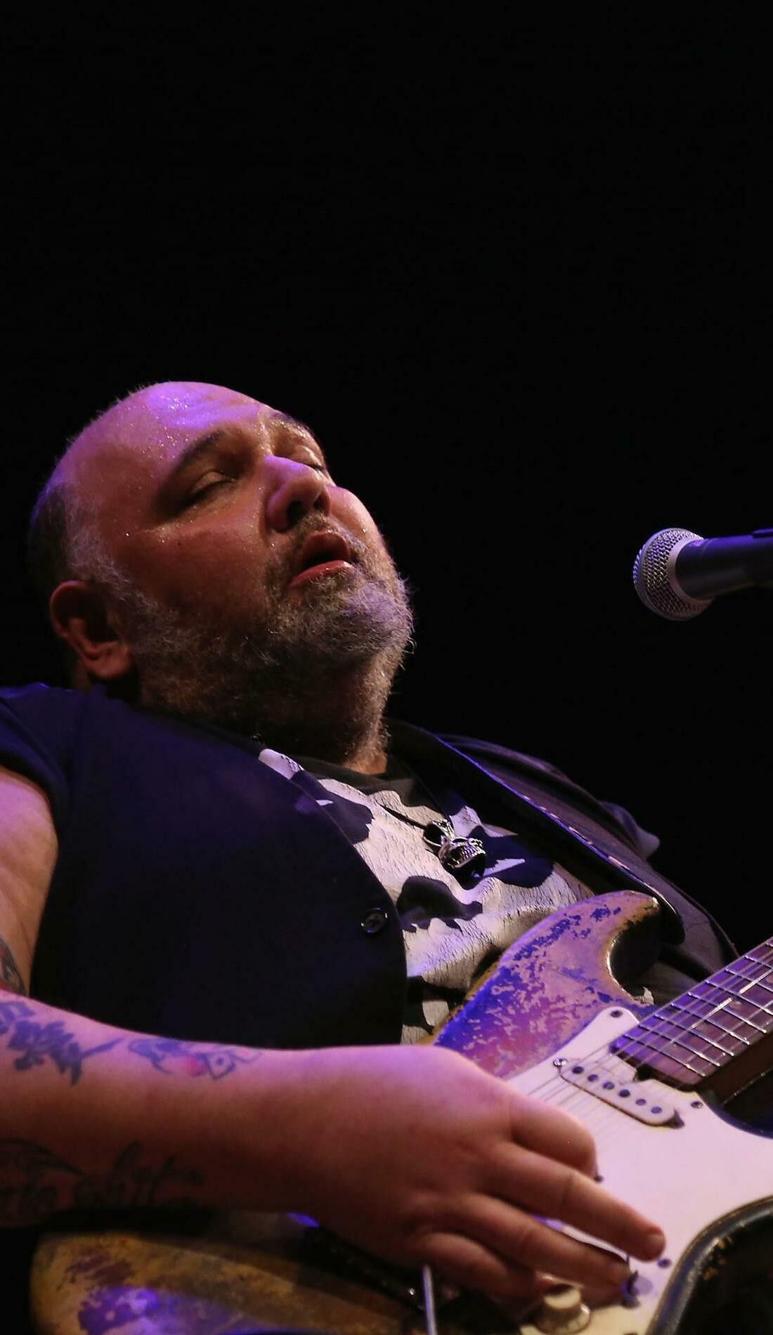 A Popa Chubby live event