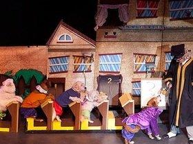 Popovich Comedy Pet Theater tickets