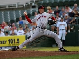 Altoona Curve at Portland Sea Dogs