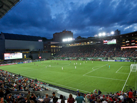 Portland Thorns FC at Seattle Reign FC