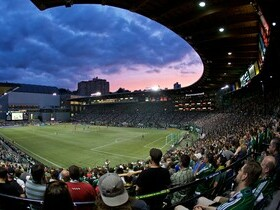LA Galaxy at Portland Timbers
