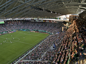 Portland Timbers at Vancouver Whitecaps