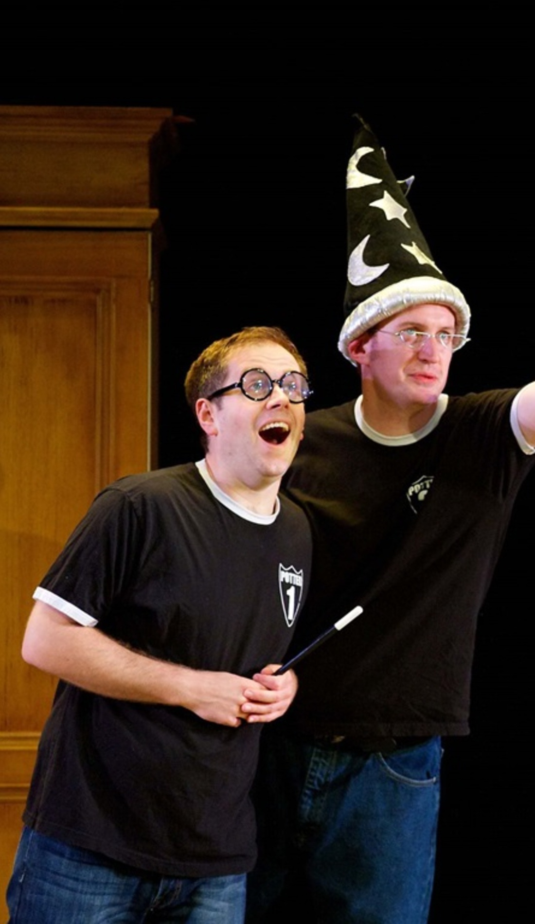 A Potted Potter live event