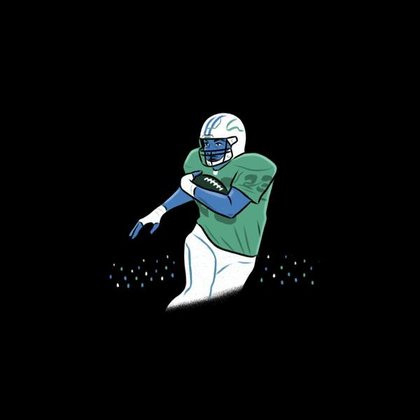 Presbyterian Blue Hose Football