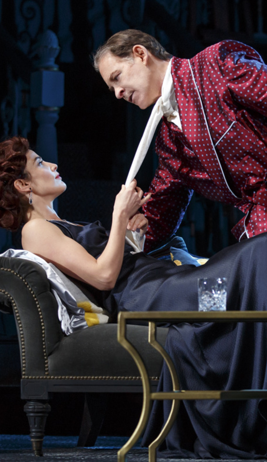 A Present Laughter live event