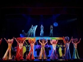 Advertisement - Tickets To Priscilla Queen of the Desert