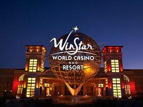 Professional Bull Riders Winstar World Casino And Resort