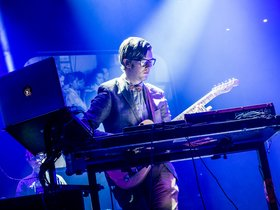 Advertisement - Tickets To Public Service Broadcasting