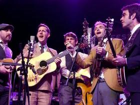 Punch Brothers with Julian Lage