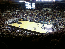 Purdue Boilermakers at Wisconsin Badgers Basketball