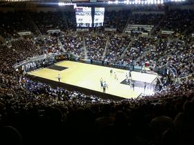 SIU Edwardsville Cougars at Purdue Boilermakers Basketball