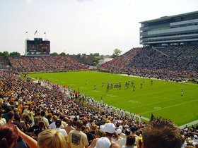 Ohio Bobcats at Purdue Boilermakers Football
