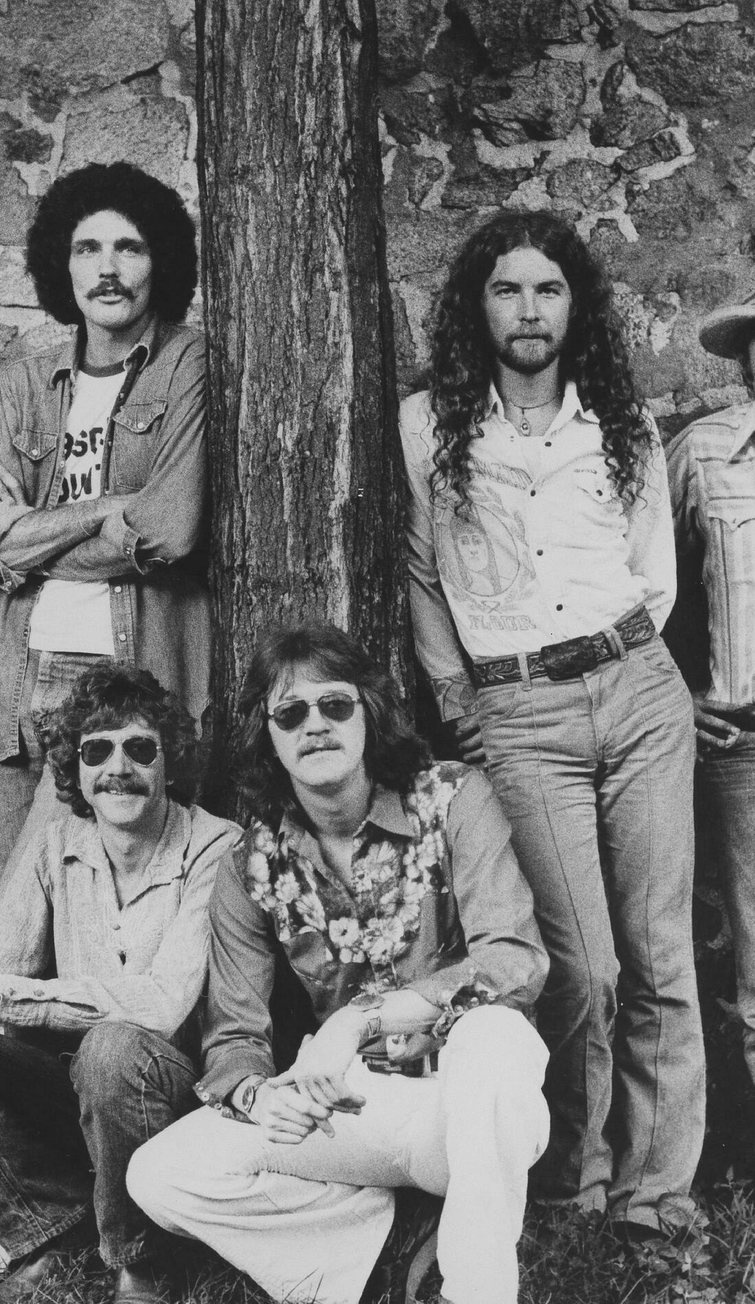 A Pure Prairie League live event