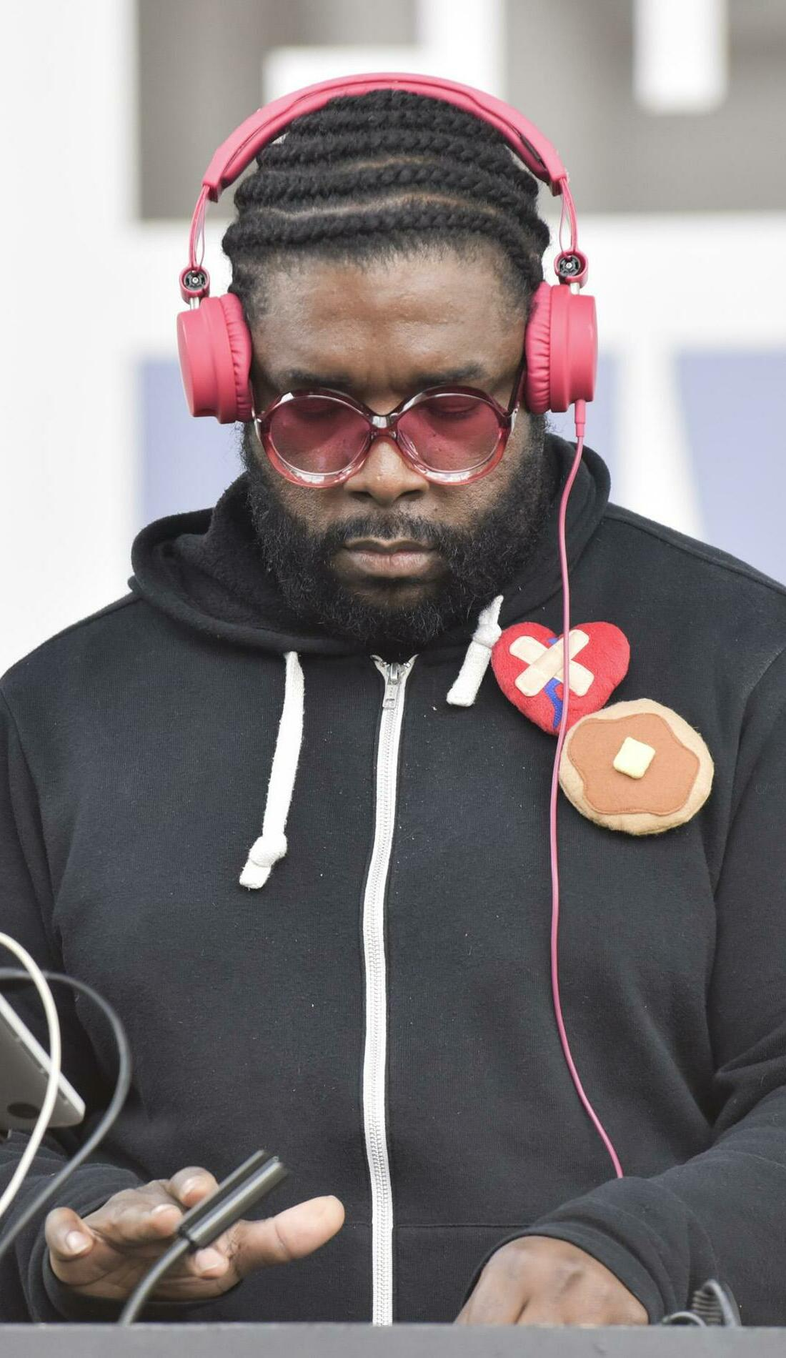 A Questlove live event