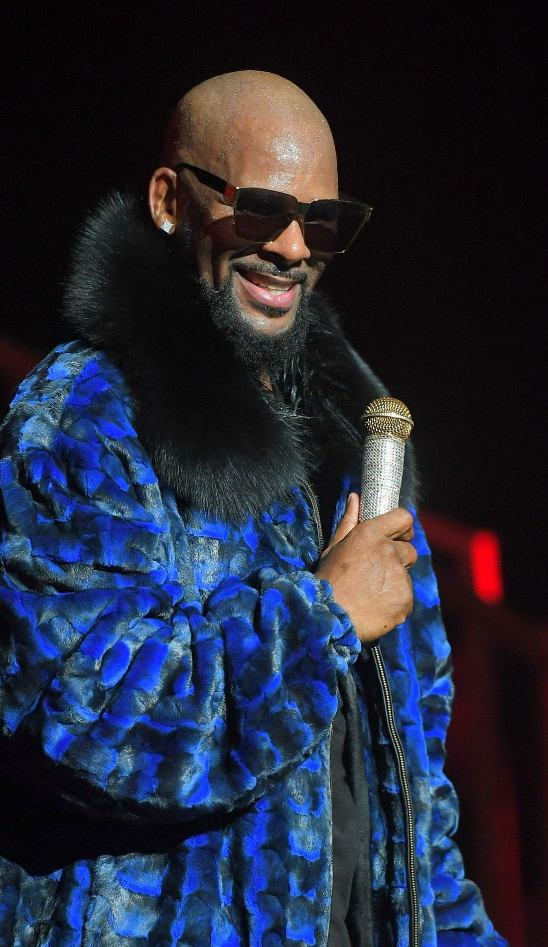 A R. Kelly live event