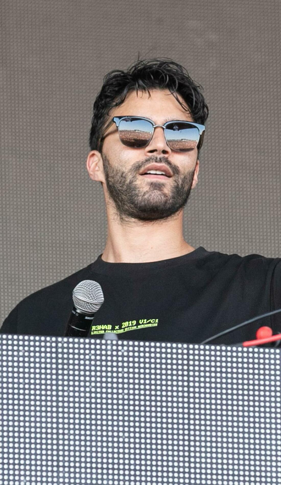 A R3hab live event
