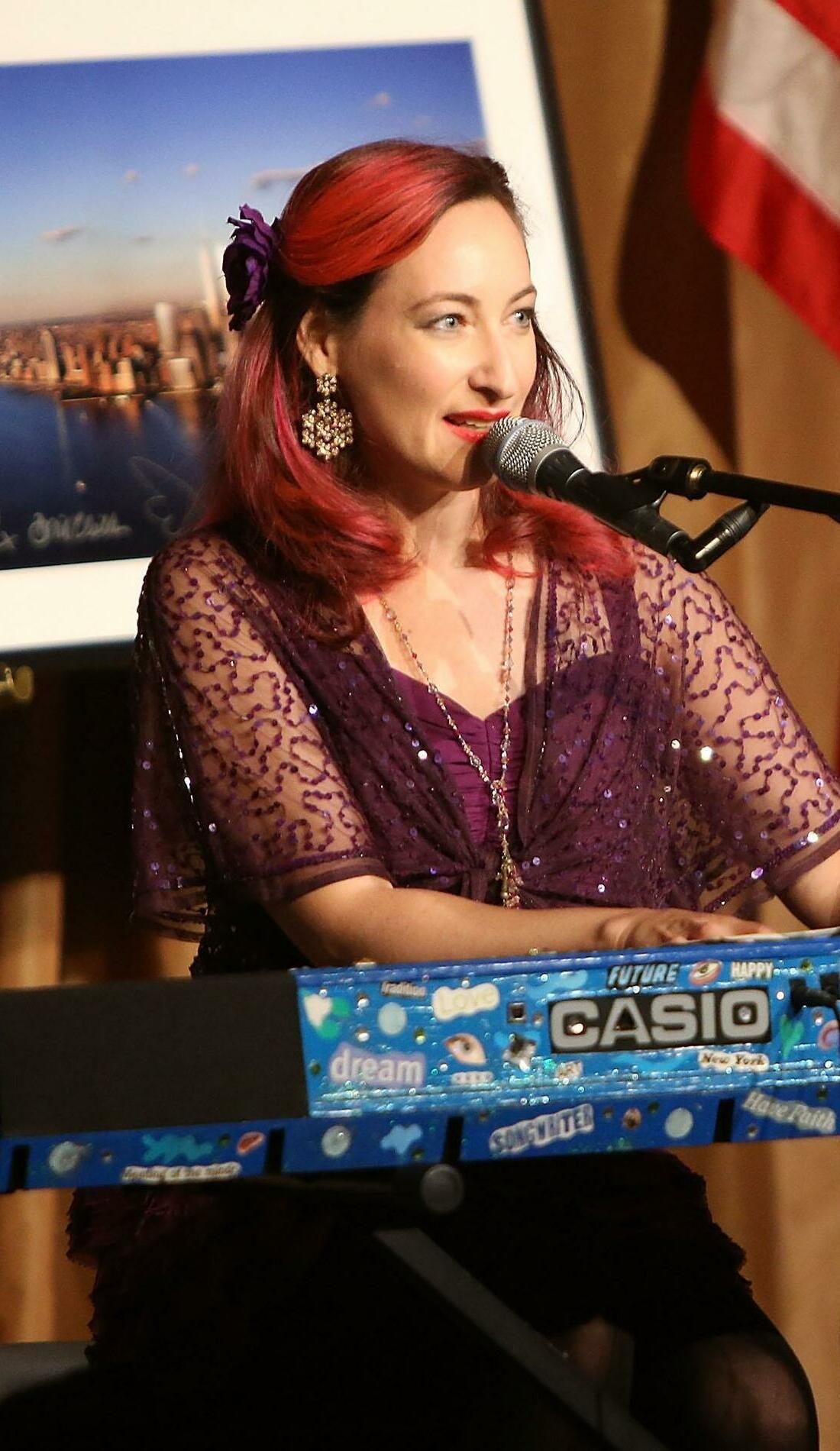 A Rachael Sage live event