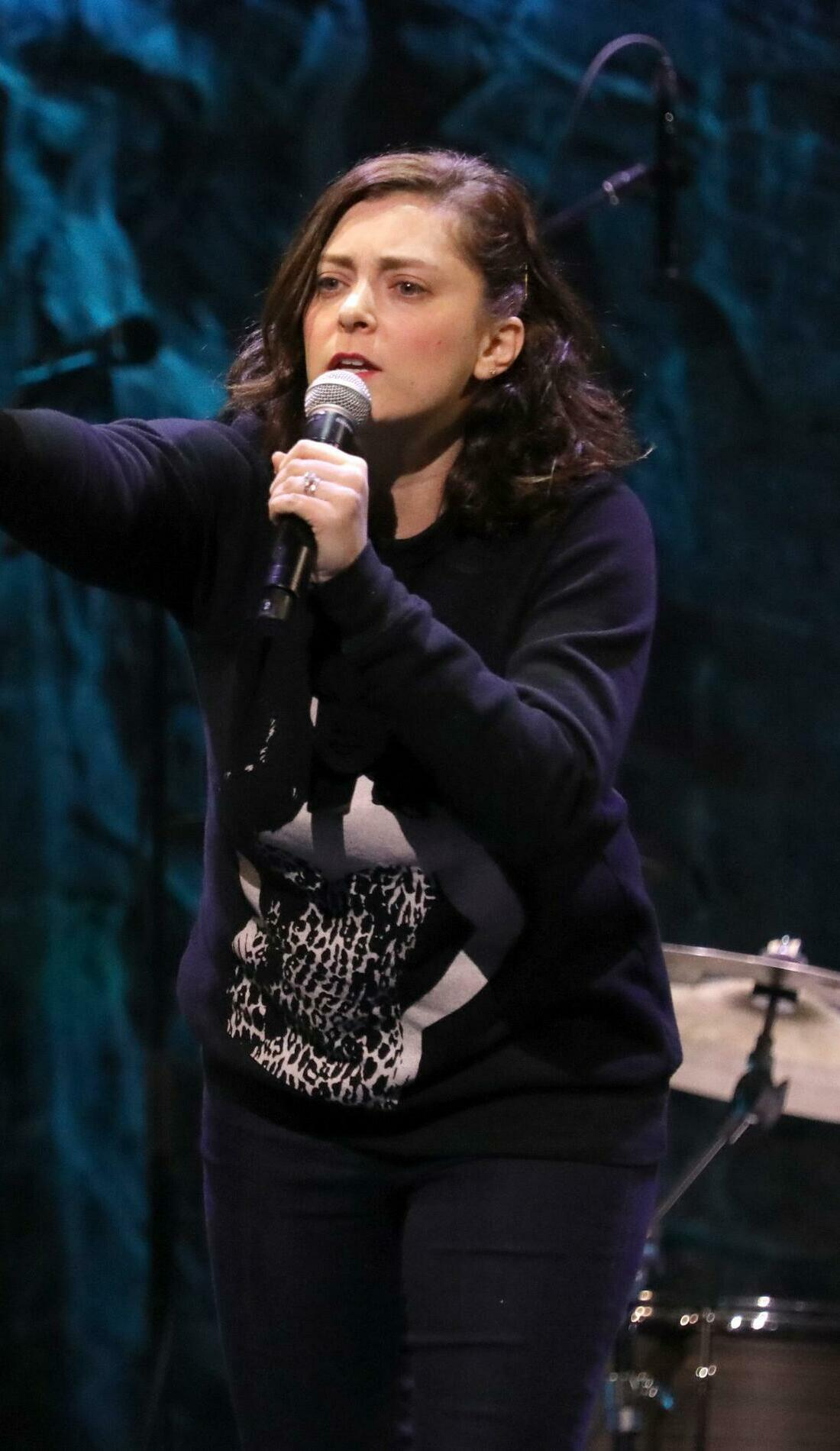 A Rachel Bloom live event