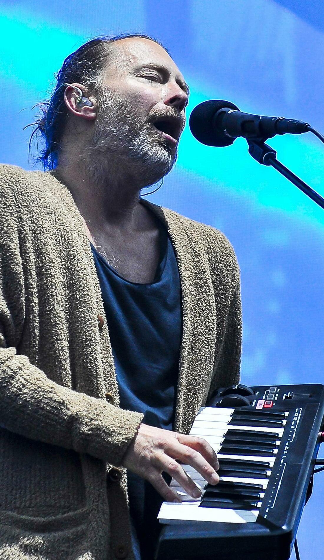 A Radiohead live event