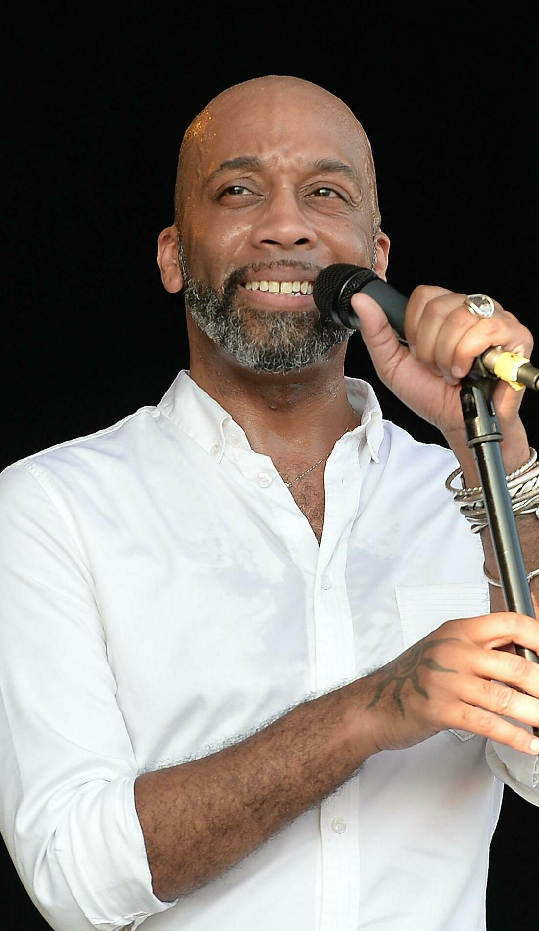 A Rahsaan Patterson live event