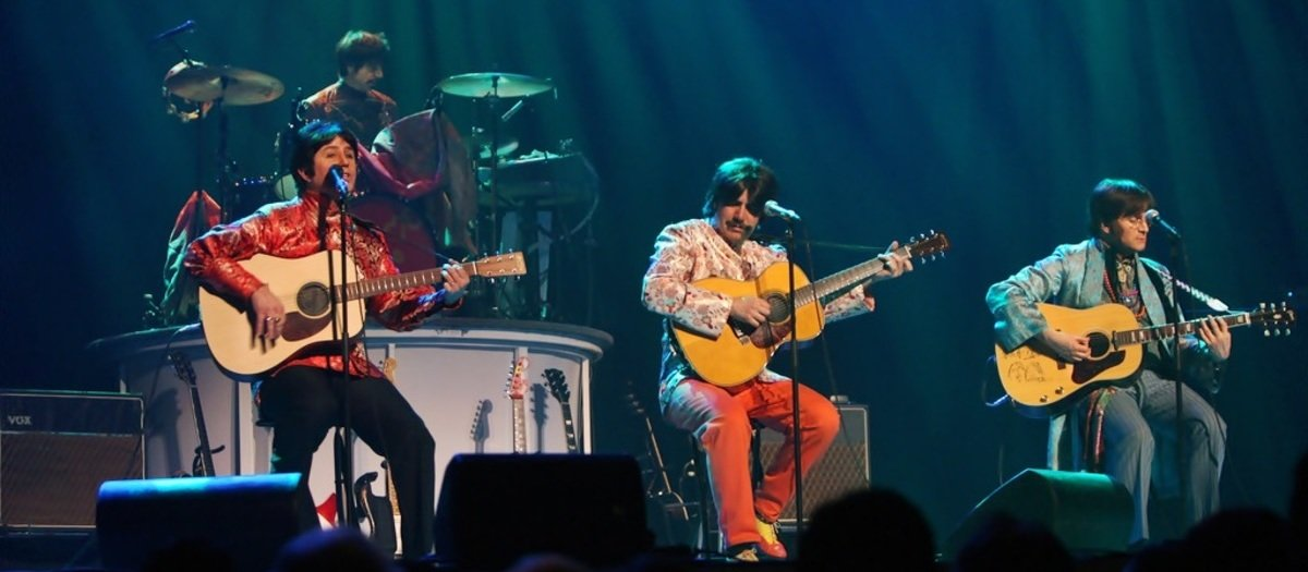 Rain - A Tribute to The Beatles Tickets