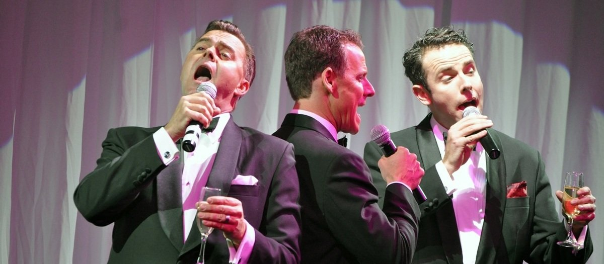 Rat Pack Tribute Tickets