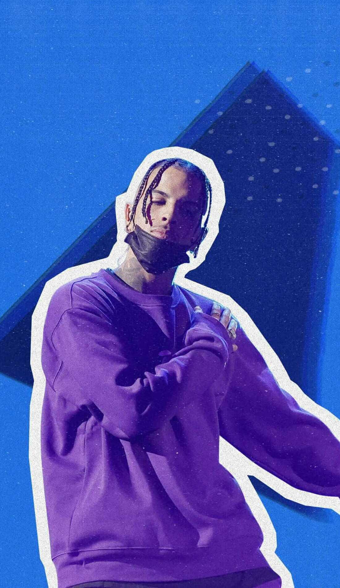 A Rauw Alejandro live event