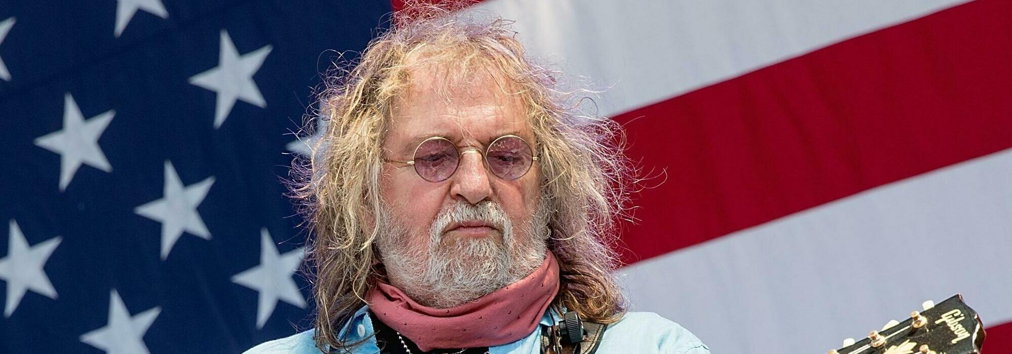 A Ray Wylie Hubbard live event