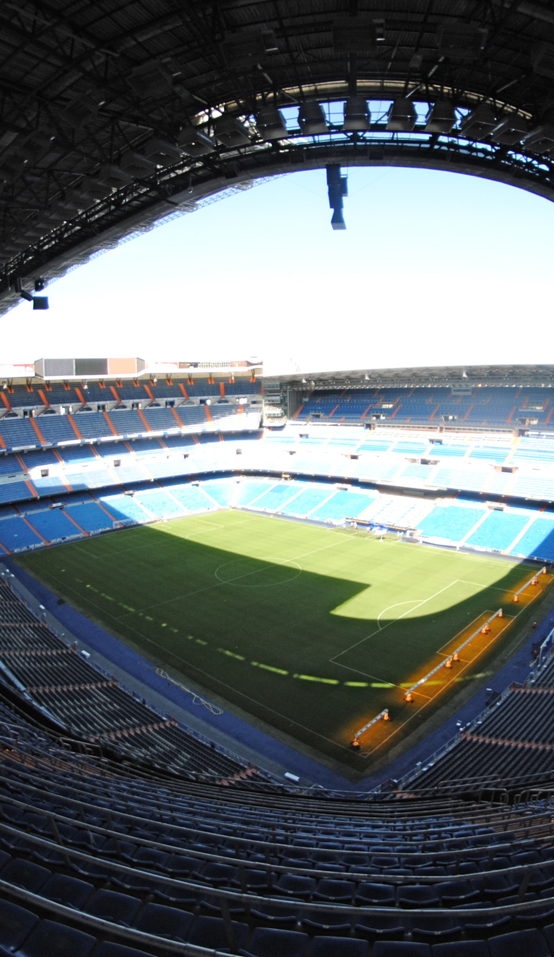 A Real Madrid CF live event