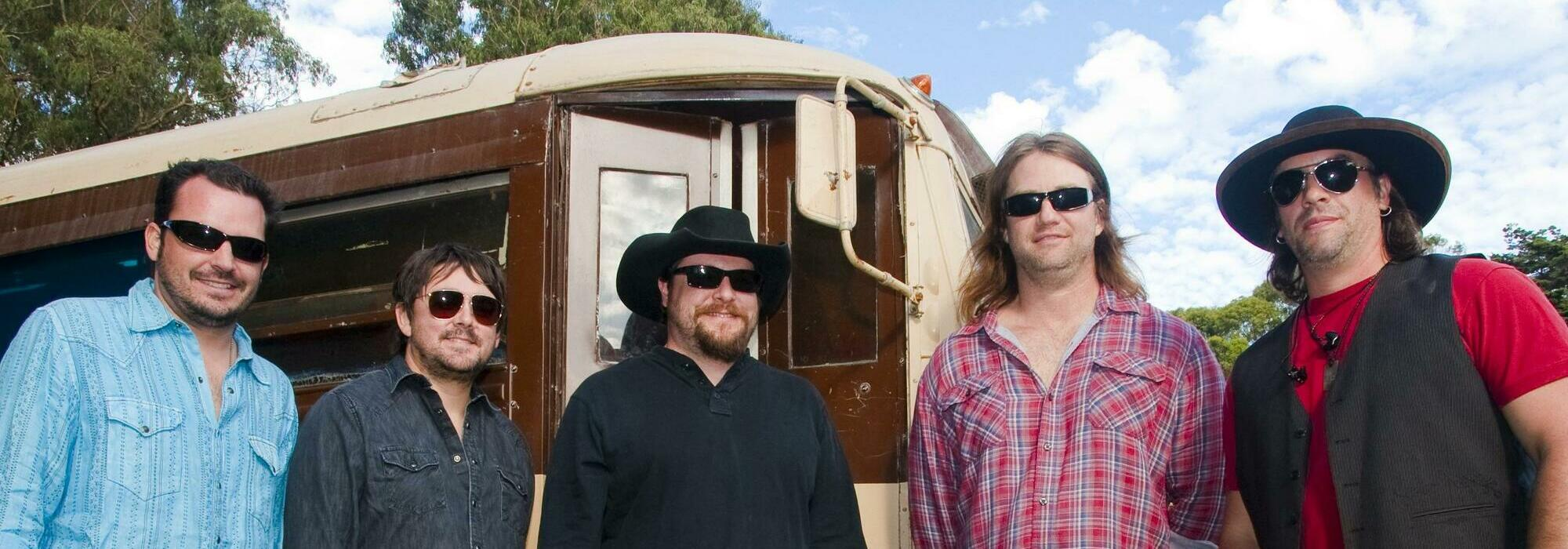 A Reckless Kelly live event