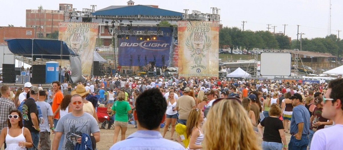 Red Dirt Roundup Tickets