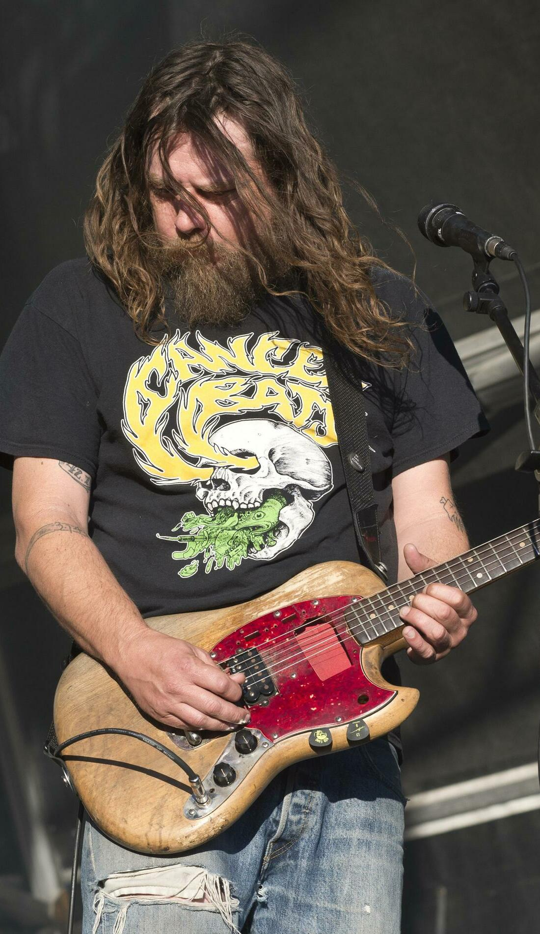 A Red Fang live event