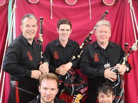 Red Hot Chilli Pipers (Rescheduled from March 24, 2020)
