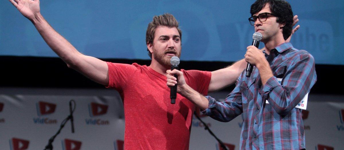 Rhett & Link Parking Passes