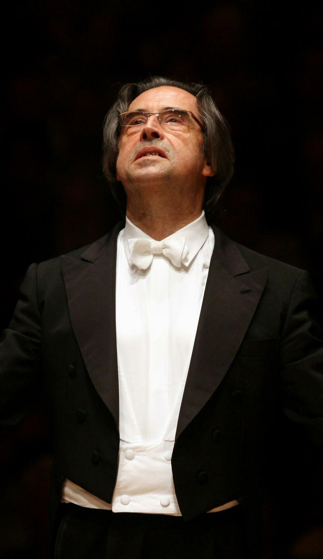 A Riccardo Muti live event