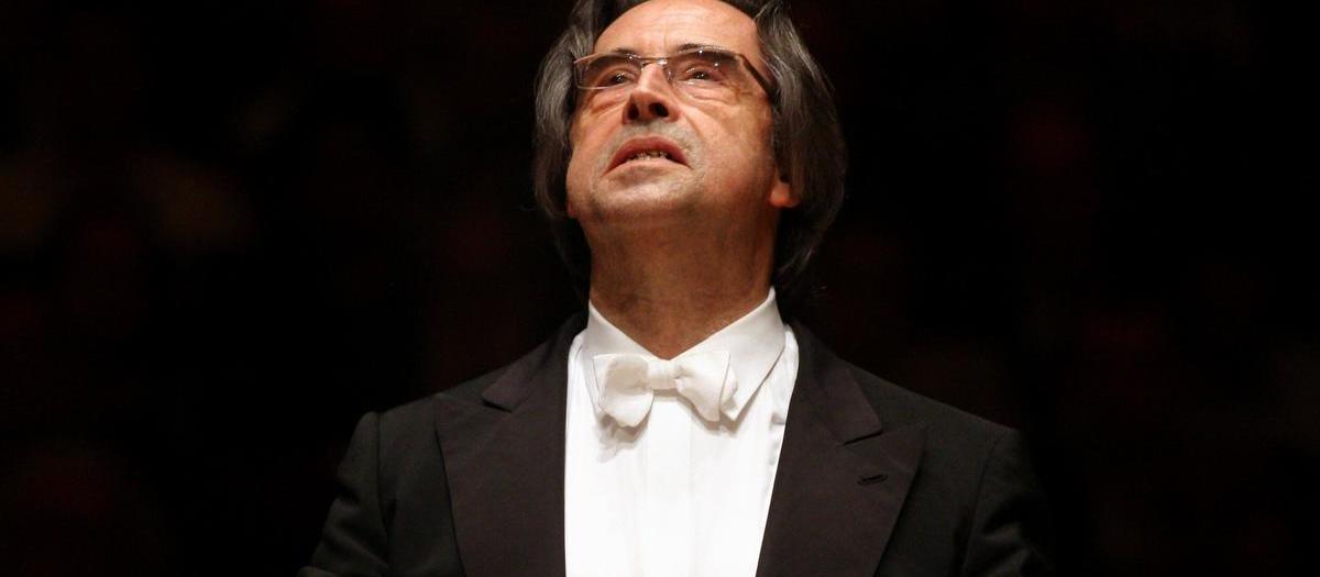 Riccardo Muti Tickets