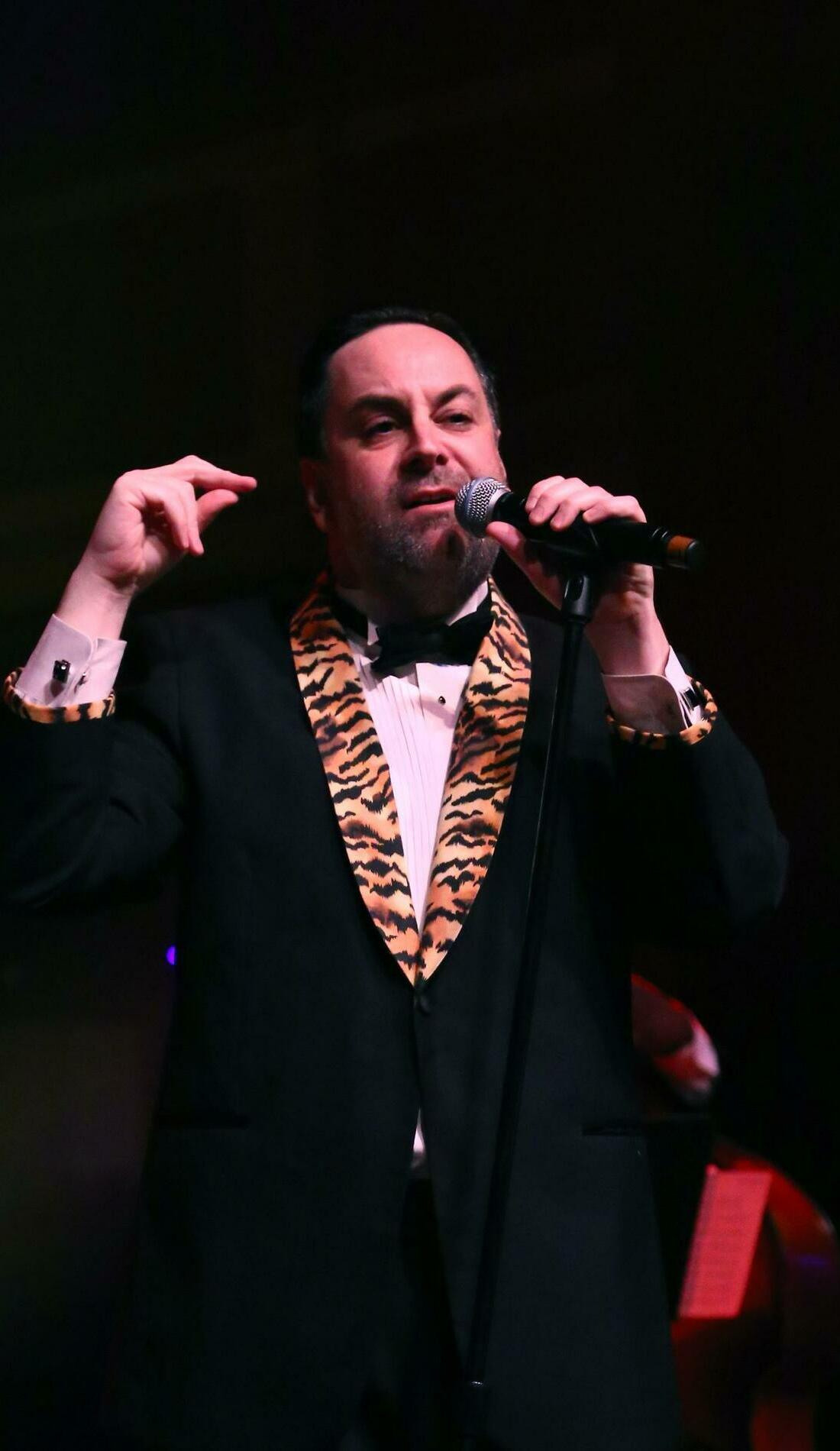 A Richard Cheese live event