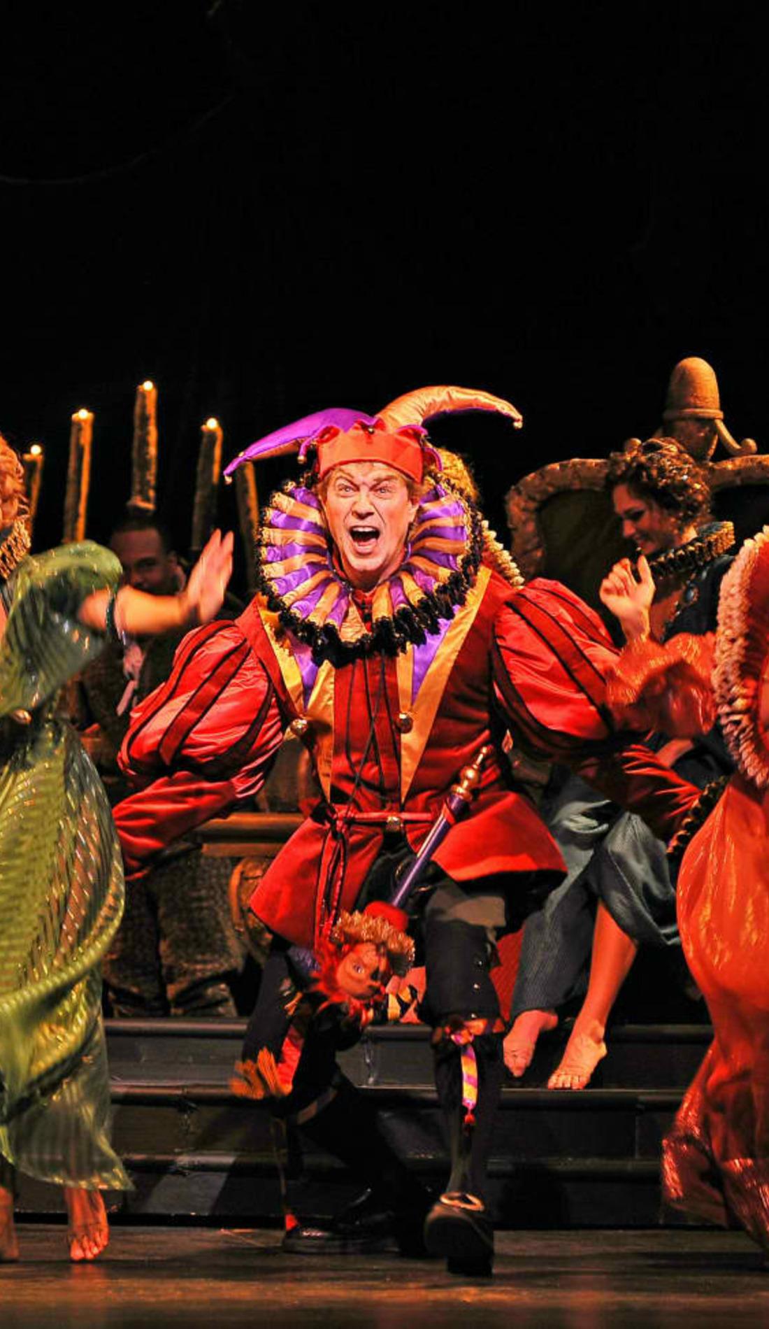 A Rigoletto live event