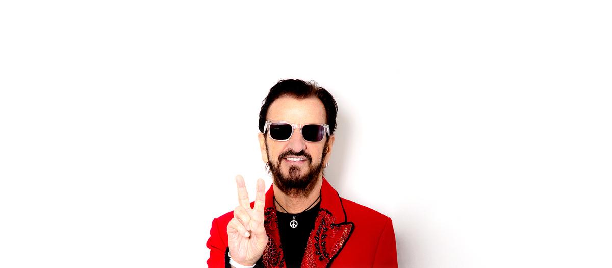 Ringo Starr Parking Passes