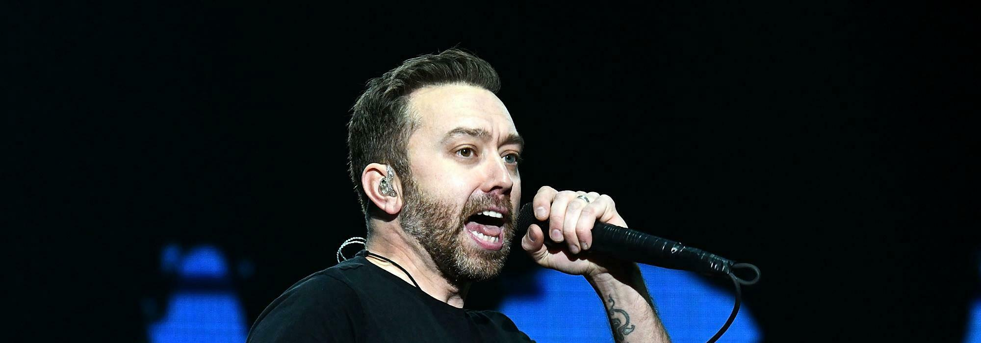 A Rise Against live event