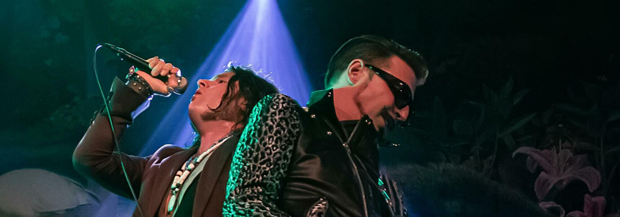 A Rival Sons live event