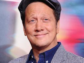Adam Sandler with Rob Schneider