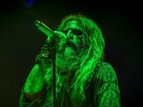 Advertisement - Tickets To Rob Zombie
