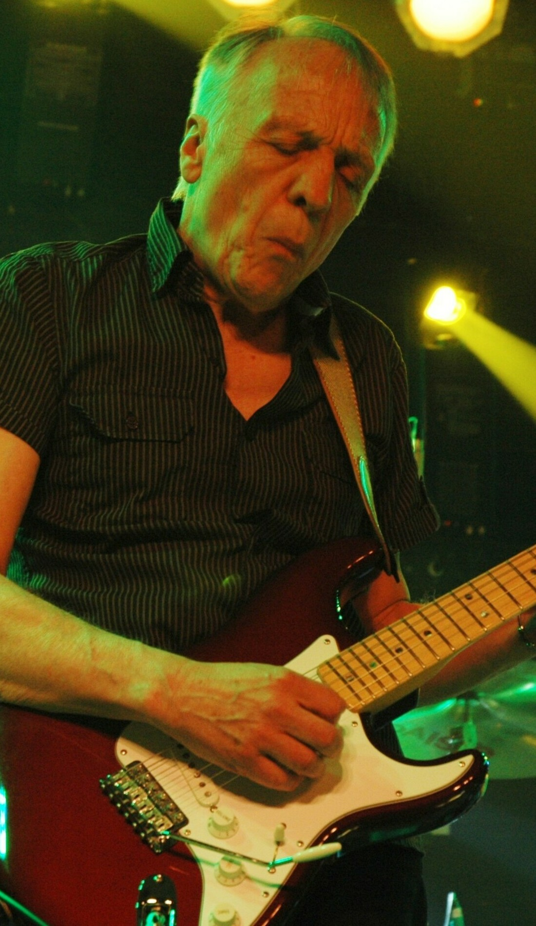 A Robin Trower live event