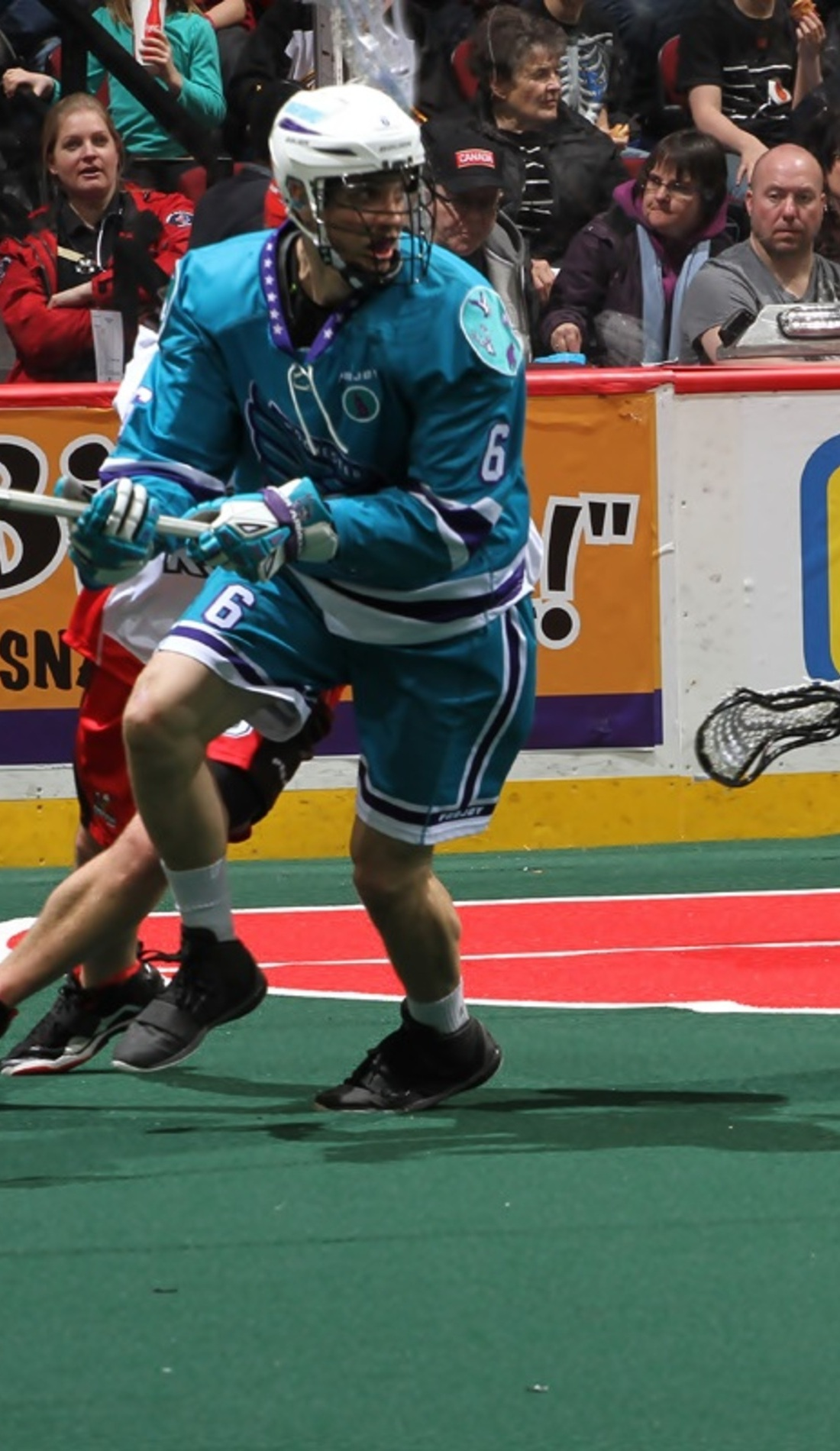 A Rochester Knighthawks live event
