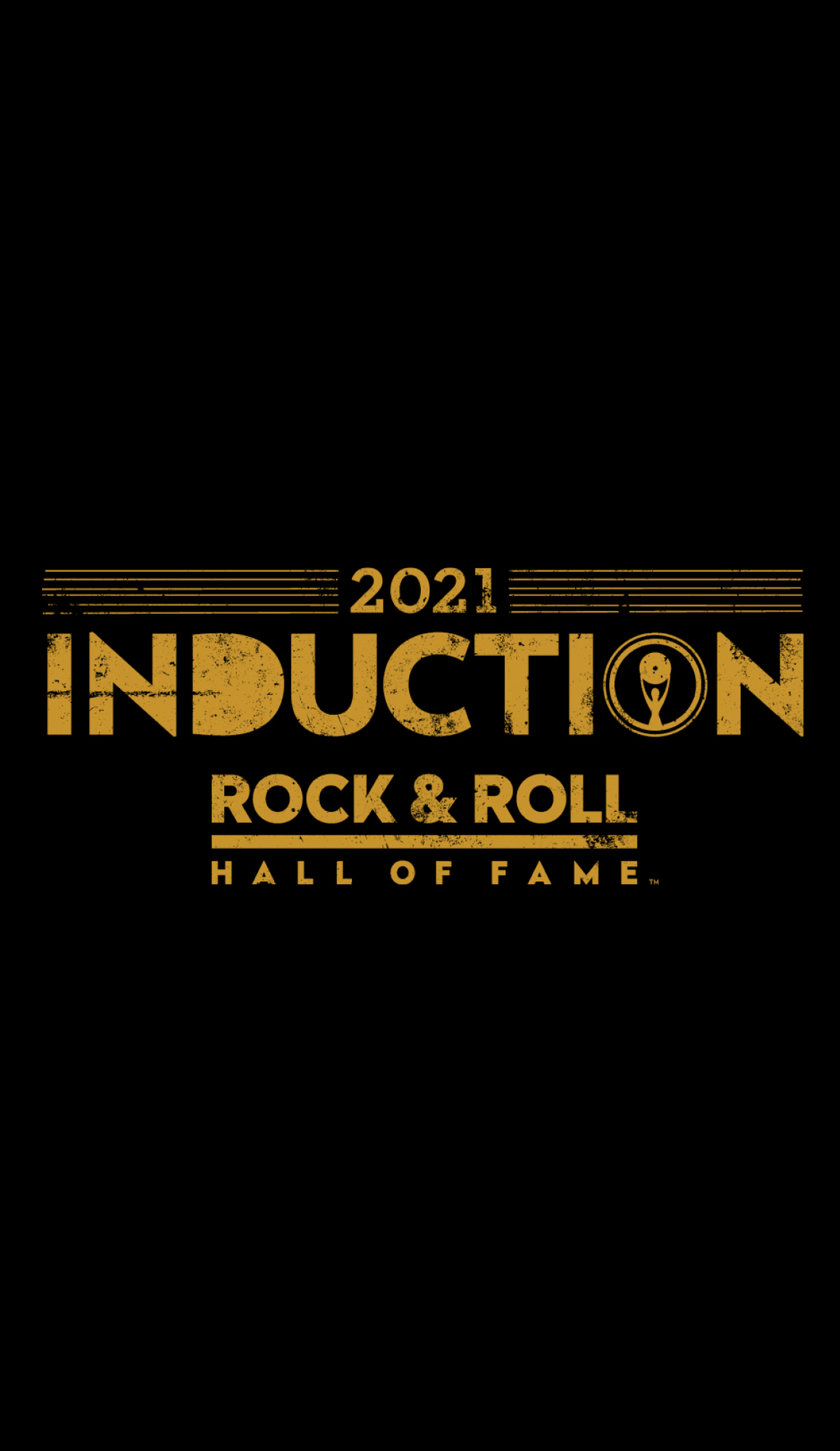 A Rock and Roll Hall of Fame Induction Ceremony live event