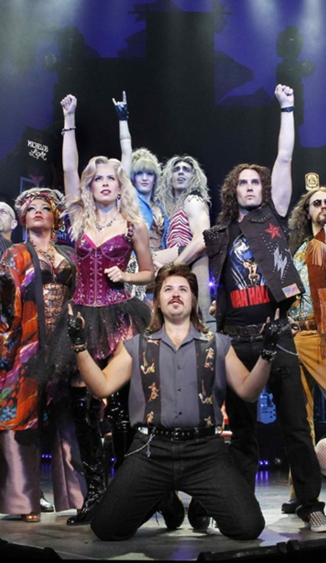 A Rock of Ages live event