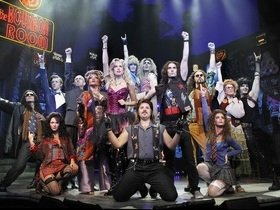 Advertisement - Tickets To Rock of Ages